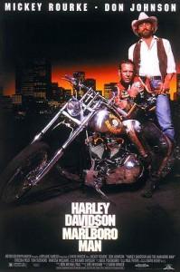 affiche_Harley_Davidson_et_l_homme_aux_Santiags_1991_1